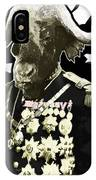 Animal Family 9 General Buffalo IPhone Case