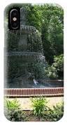 Annapolis Fountain IPhone Case