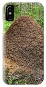 Ant Hill IPhone Case