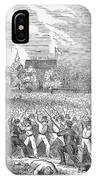 Anti-german Riot, 1851 IPhone Case