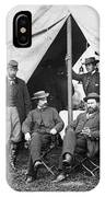 Antietam: Officials, 1862 IPhone Case