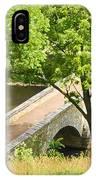 Antietam's Burnside Bridge IPhone Case