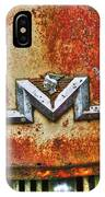Antique Mercury Auto Logo IPhone Case