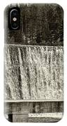Antique Polish Waterfall IPhone Case