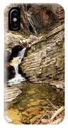 Apikuni Falls IPhone Case