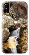 Apikuni Waterfall IPhone Case