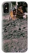 Apollo 15 Lunar Module IPhone Case
