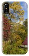 Appalachian Autumn IPhone Case