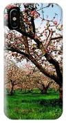Apple Orchard, Co Armagh, Ireland IPhone Case