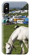 Appleby Horse Fair IPhone Case