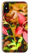 Aqualigia Sunlit IPhone Case