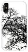 Arboreal Mind Meld IPhone Case