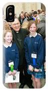 Archbishop Alex Brunett IPhone Case