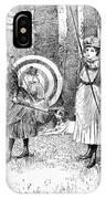 Archery, 1886 IPhone Case