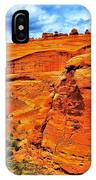 Arches Canyon IPhone Case