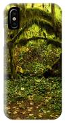 Arches In The Rainforest IPhone Case