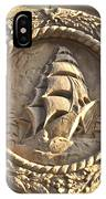 Architectural Detail Ship1 IPhone Case