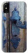 Argentinian Door Decor 1 IPhone Case