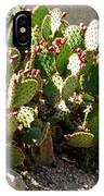 Arizona Prickly Pear Cactus IPhone Case