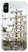 Arm Cuauhtemoc 5 IPhone Case