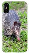 Armored Armadillo 01 IPhone Case