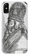 Artaxerxes II, King Of Persia IPhone Case