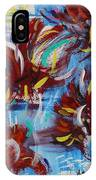 Artful Fireworks IPhone Case