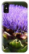 Artichoke Flower  IPhone Case