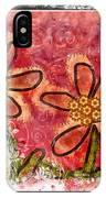 Artsy Daisies IPhone Case