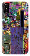 Stirrings Of Emunah Six IPhone Case