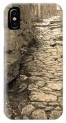 Ascent In Beynac France IPhone Case