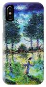 The Jolly Cemetery IPhone Case