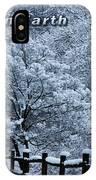 Asheville Peace Card IPhone Case