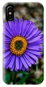 Aster IPhone Case