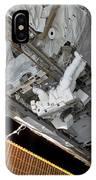 Astronaut Traverses IPhone Case