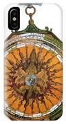 Astronomicum Caesareum With Dragon IPhone Case