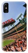 At And T The Stadium IPhone Case