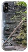 At The Falls IPhone Case