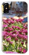 At The Farm Stand IPhone Case