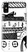Athenian Chariot IPhone Case