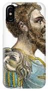 Attila, King Of The Huns IPhone Case