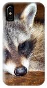 Au Naturale Coonie IPhone Case