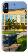 Aurora Municipal Center IPhone X Case