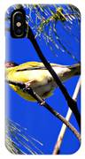 Australian Figbird IPhone Case