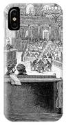 Austrian Assembly, 1848 IPhone Case