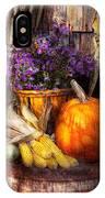 Autumn - Autumn Is Festive  IPhone Case