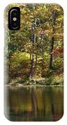 Autumn Ambience IPhone Case