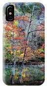 Autumn At Beaver's Bend IPhone X Case