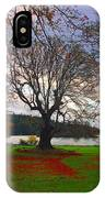 Autumn At British Camp IPhone Case