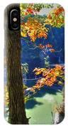 Autumn At Letchworth State Park IPhone Case